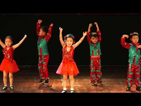 Hit On Beat Dance Academy 1st Annual Show....Toddlers Batch