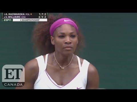 Serena Williams Vs. John McEnroe