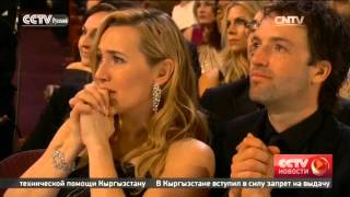 """Леонардо Ди Каприо получил первый """"Оскар"""" за роль в фильме """"Выживший"""""""