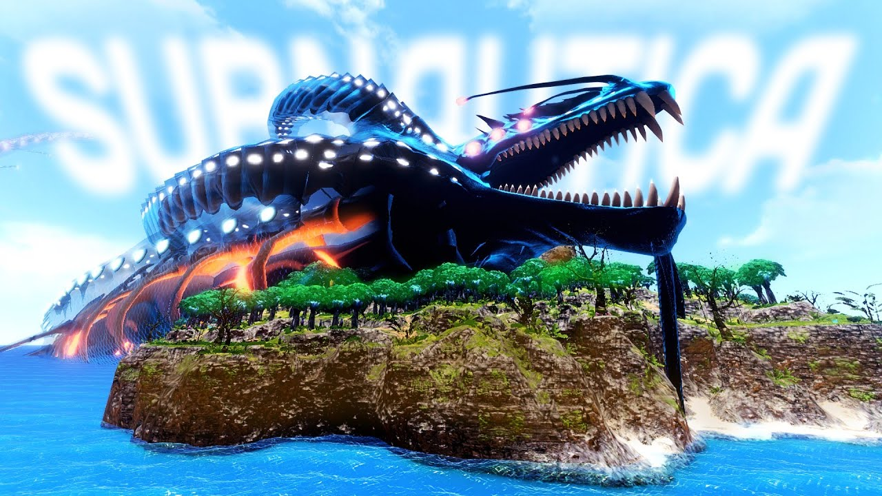 SCARIEST and Most AMAZING Subnautica Mod Yet? (Return of the Ancients)