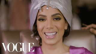 Baixar Brazilian Pop Star Anitta Gets Ready for the Latin Grammys | Vogue