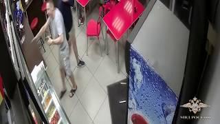 Инсценировка ограбления в Иркутске