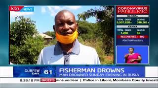 Fisherman drowns: 47-year-old fisherman in Budalangi drowns in swampy water