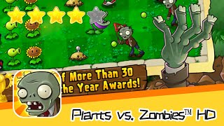 Plants vs  Zombies™ HD Adventure 2 Pool 01 Walkthrough The zombies are coming! Recommend index five