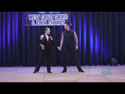 Jordan & Tatiana Routine - OZ WCS & Zouk Champs 2017