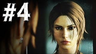 Repeat youtube video Tomb Raider Gameplay Walkthrough Part 4 - Cry For Help (2013)