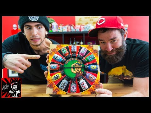 Game of SPICY ROULETTE!   Round 2