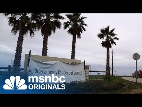 America's Immigration Detention Facilities | Originals | msnbc