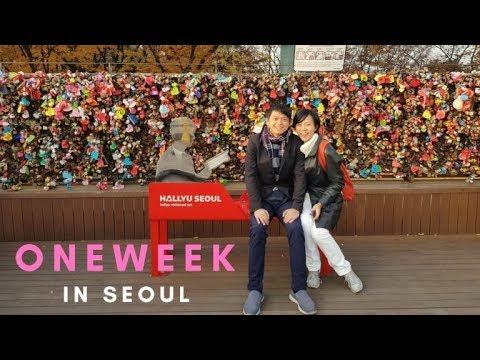 One Week in Seoul