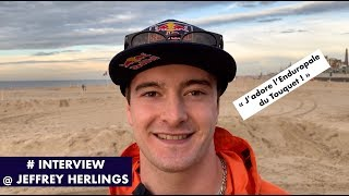 Interview Jeffrey Herlings - Red Bull Knock Out 2018