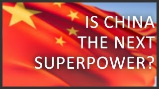 Is China the next superpower?