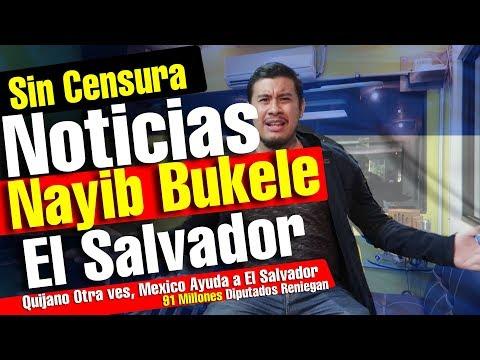 Diputados contra nayib Bukele Noticias el Salvador Diunsolo