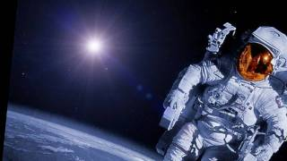 Astronaut - music from message (Bence Peter)