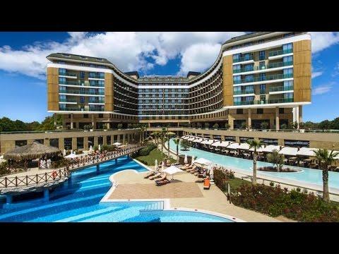 Aska Lara Resort & Spa Hotel, Lara, Antalya Province, Turkey, 5 Stars Hotel