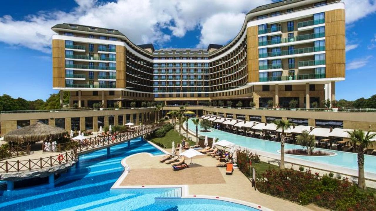 Aska Lara Resort Spa Hotel Lara Antalya Province Turkey 5 Stars Hotel