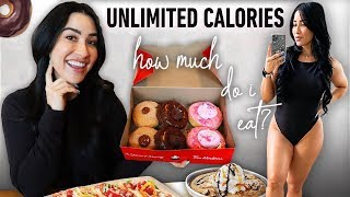 Eating Unlimited Calories: How Much Do I Want When All In?