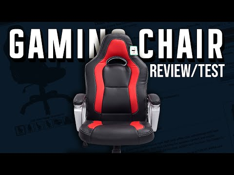 Budget Gaming Chair! | Build | Unboxing | Review #1