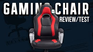 Budget Gaming Chair! Build Unboxing Review 1