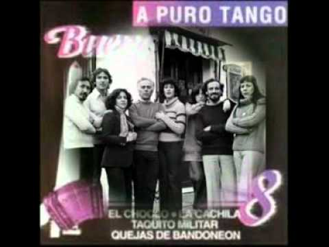 Buenos Aires 8 Ojos Negros