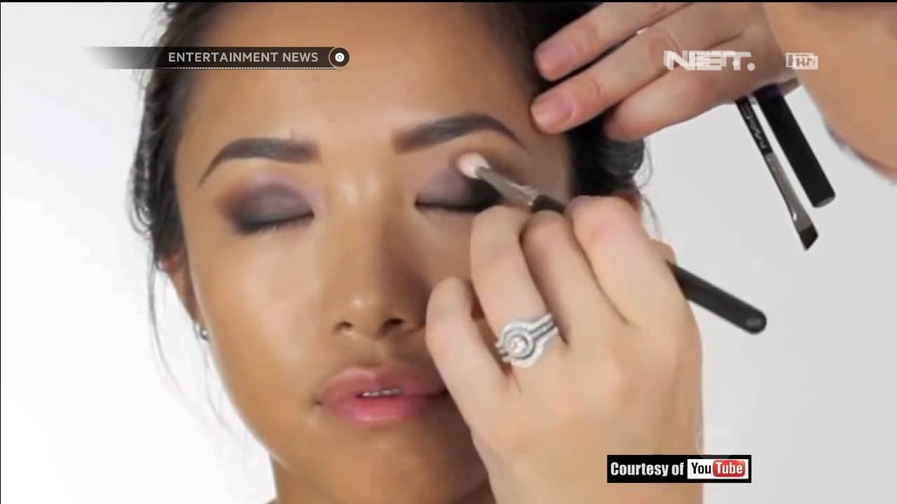 Tips Make up untuk Mata Sipit - YouTube