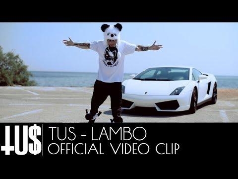 Tus - Λάμπω | Tus - Lambo  - Official Video Clip