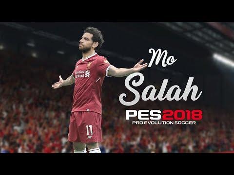 PES 2018 | Mo Salah ► Ultimate Skills & Goals | HD
