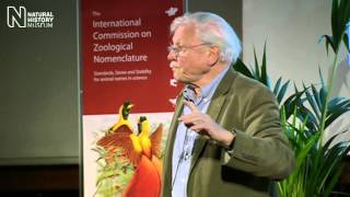 The Attenborough - Fortey talk What's in a name? | Natural History Museum