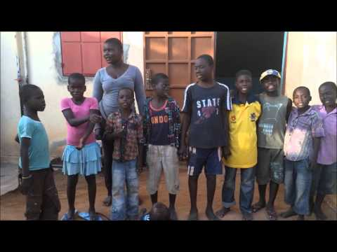 Central Coast Mariners fan club in Lome (Togo)