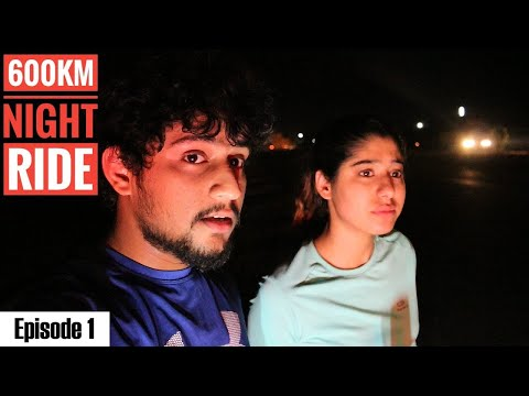 The Bikaner Road Trip Begins | 600KM in One Night | Tour of Bikaner Ep:01 | #WhereDoWeGoNow