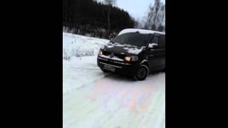Volkswagen caravelle 4Х4(T5 4X4 T-5 4 motion., 2012-01-04T14:09:13.000Z)