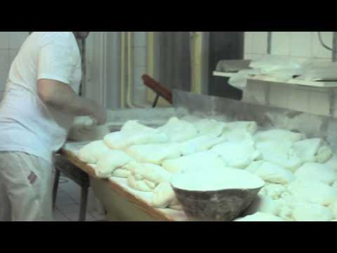 Így készül a tradícionális kenyér