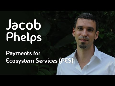 Jacob Phelps - Payments for Ecosystem Services (PES)