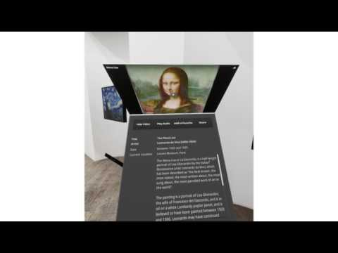 Artheon Virtual Reality Museum preview