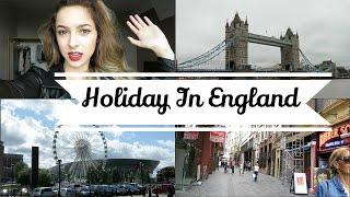 Vlog: Holiday In England | Chelsea Trevor