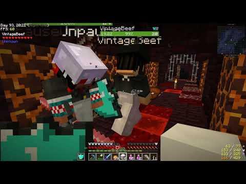 Minecraft - Team Canada R.A.D. #9: Lava Bath