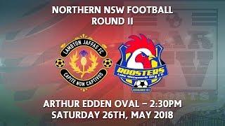 2018 NNSWF NPL Round 11 - Lambton Jaffas v Lake Macquarie City FC