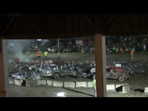 Henry County Derby - Modified Heat - 2016