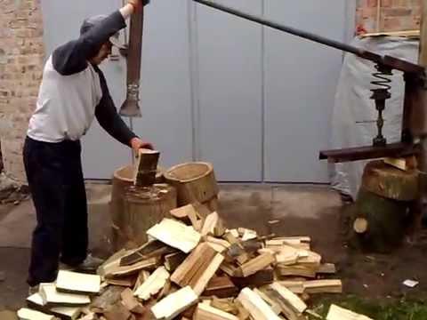 Изготовить своими руками колун для дров