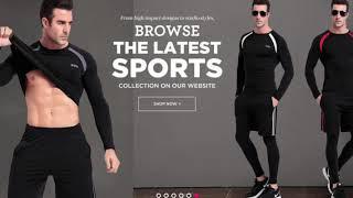 Gym Wear Fashion Men & Women