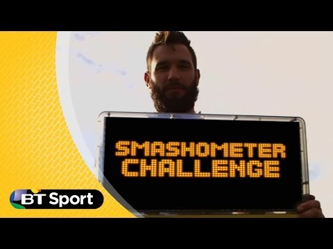 Smashometer challenge: Newcastle Falcons | Rugby Tonight