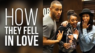 How Meagan Good & Devon Franklin Fell in Love | The Wait