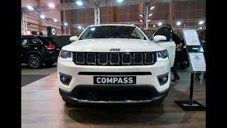 NEW 2018 Jeep Compass - Exterior & Interior