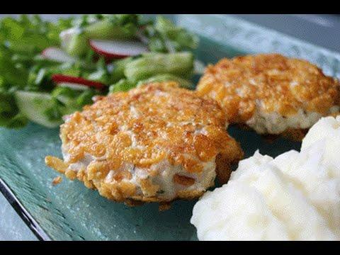 Блины с крабовыми палочками и сыром / Рецепты с фото