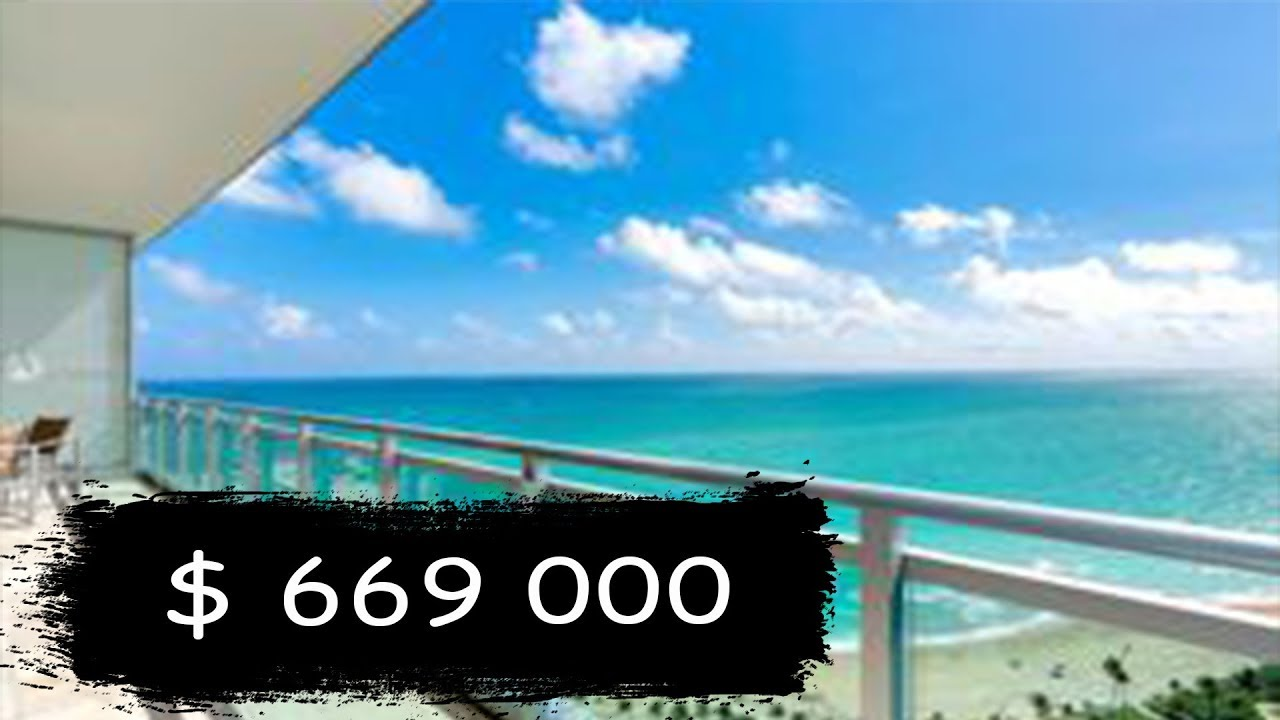 Very nice apartment for sale in Miami - YouTube