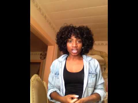 Pose Hair Red Oprah Crown Initial Review Youtube