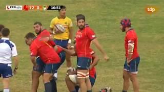 Spain vs Brazil - Rugby - November 25 2017