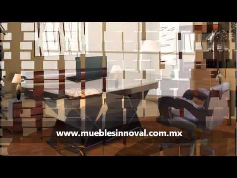 Muebles minimalistas en mexico innoval muebles for Muebles rusticos mexicanos