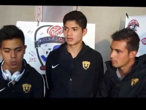 Interview with Pumas DC36