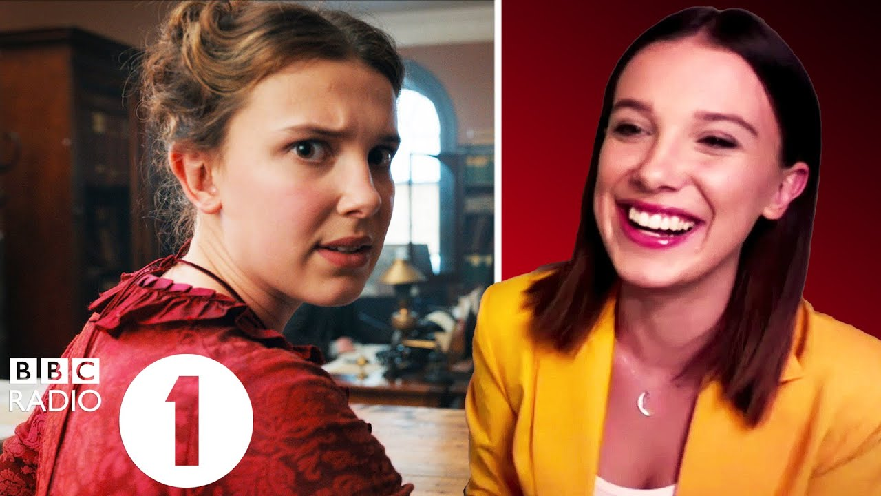 How Millie Bobby Brown produced 'Enola Holmes' with her sister