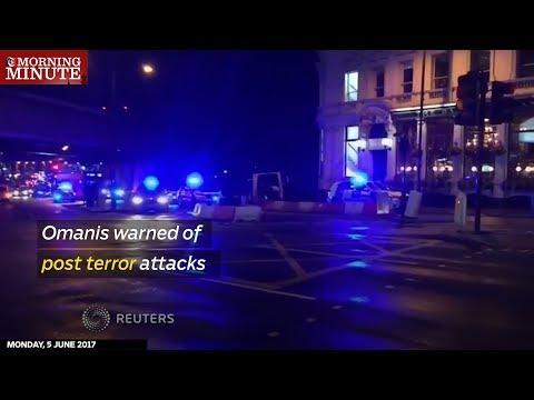 Omanis warned post terror attacks